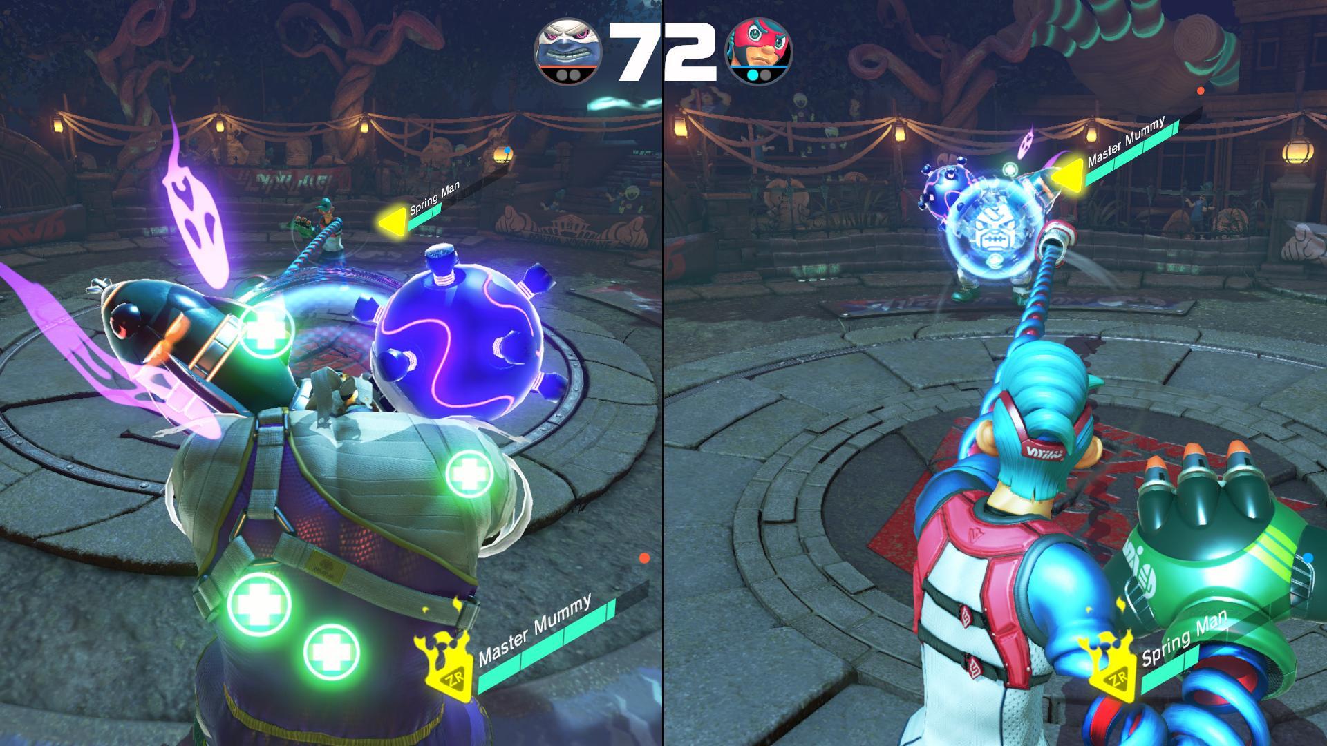 Analisis De Arms El Juego De Lucha Exclusivo Para Nintendo Switch