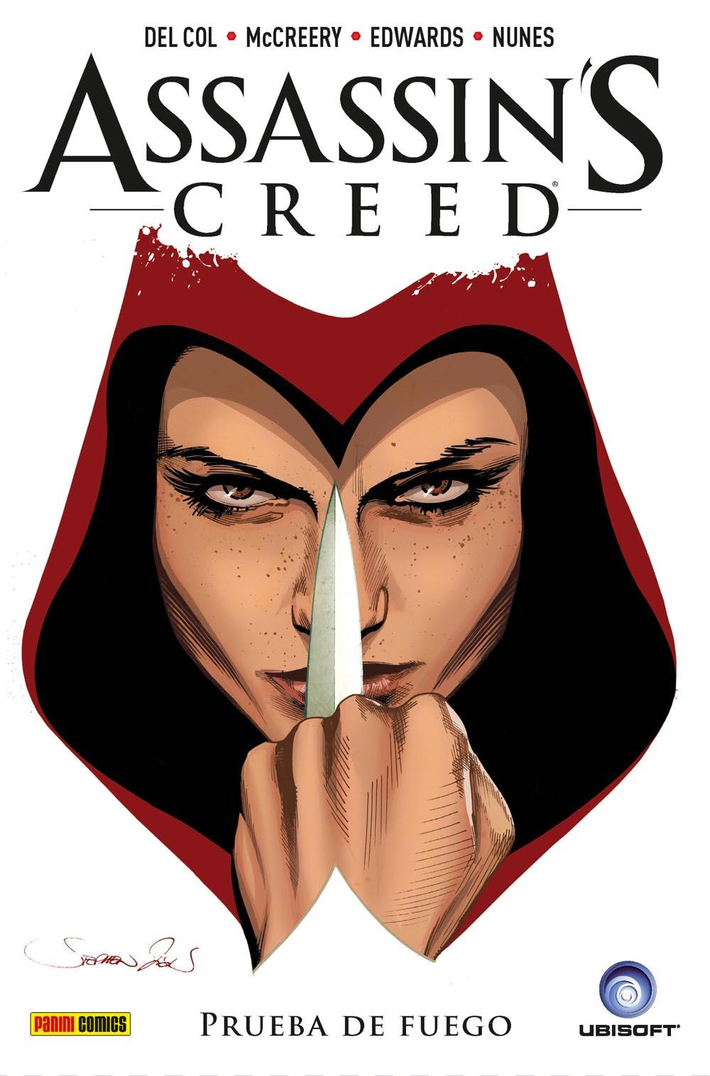 Ya está a la venta Assassin's Creed Prueba de Fuego en español