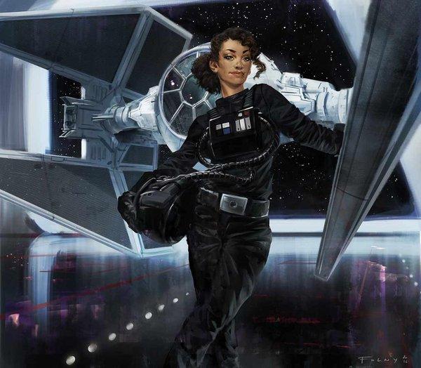 Ciena Ree es la protagonista de Star Wars: Estrellas Perdidas