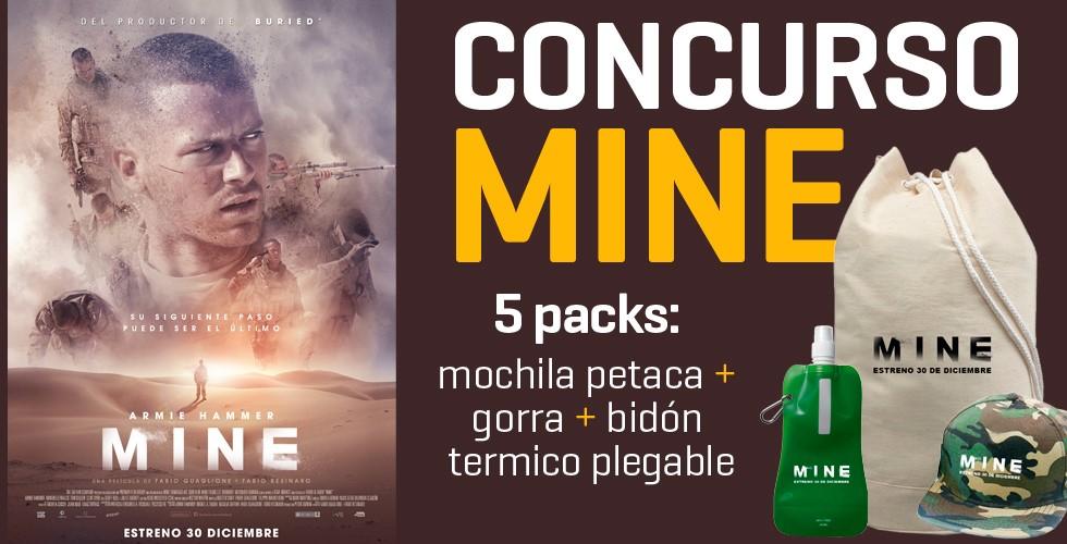 Concurso Mine