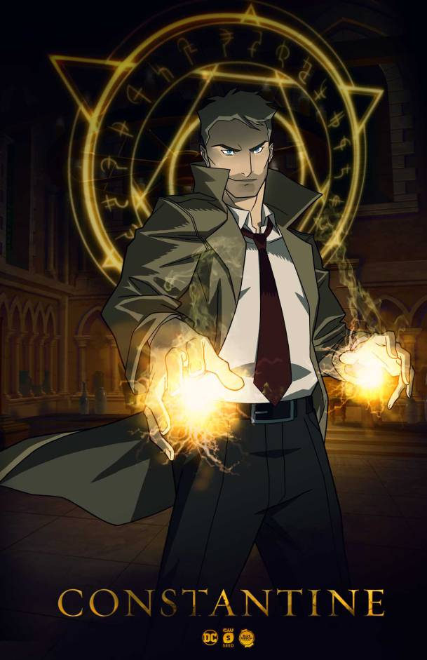 Constantine serie animada
