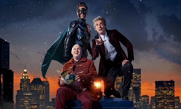 Dr Who Dr Mysterio 2
