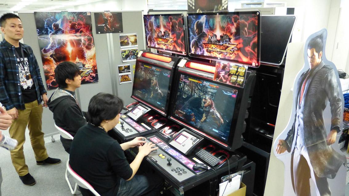 Entrevista Tekken 2