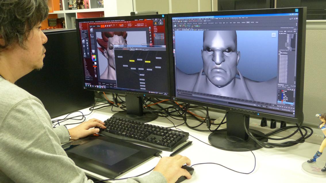 Entrevista Tekken 4