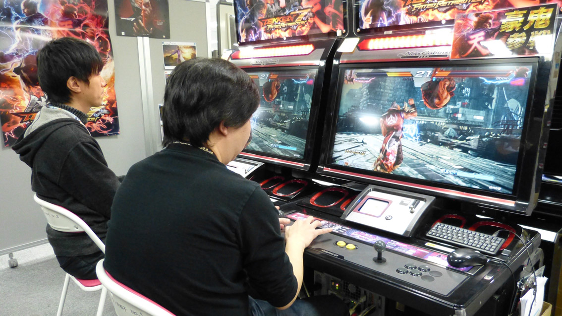 Entrevista Tekken 5