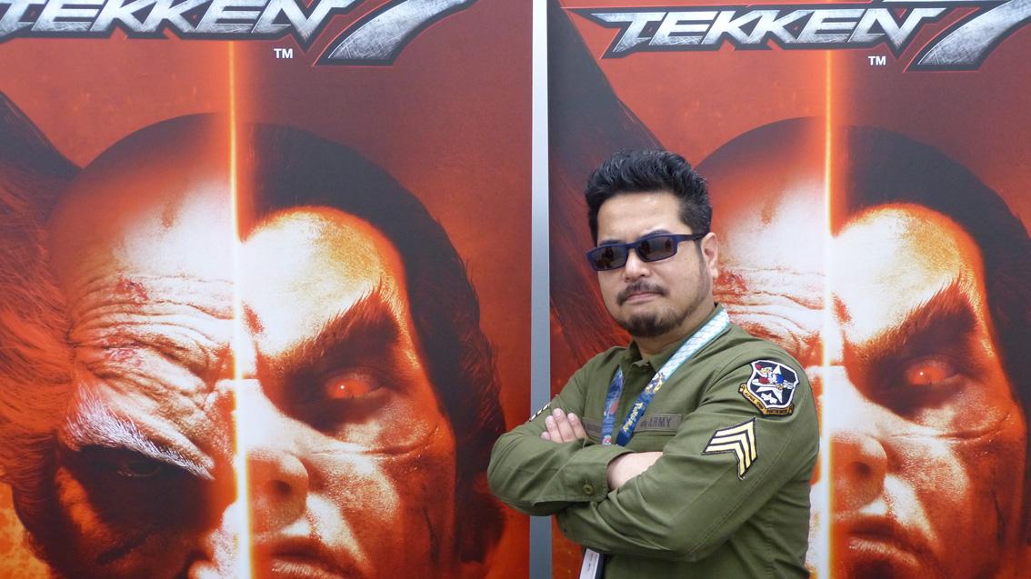 Entrevista Tekken
