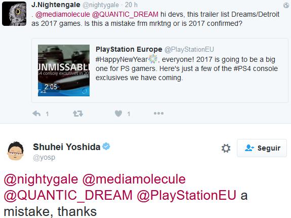 Error PlayStation Europa