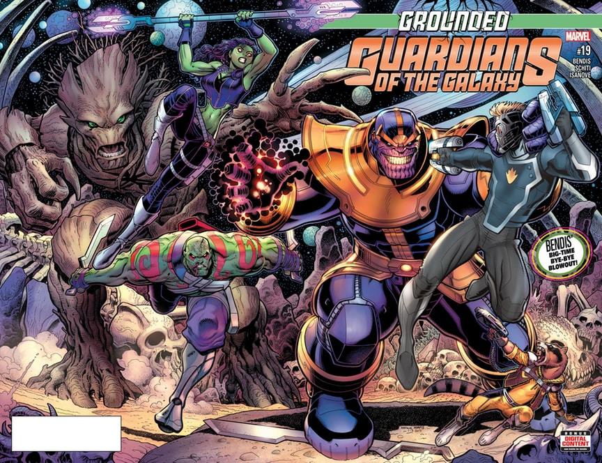 Guardianes de la Galaxia #19