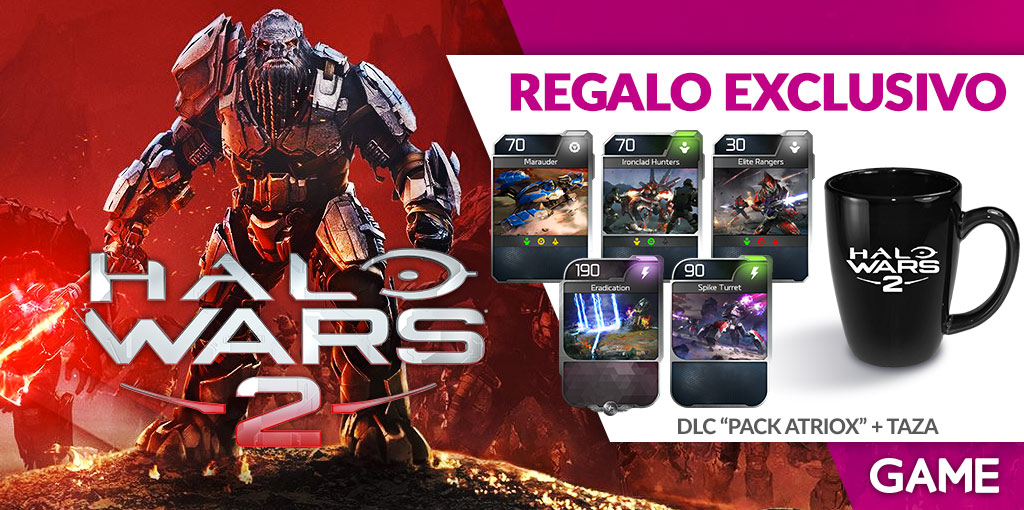Halo Wars 2 GAME