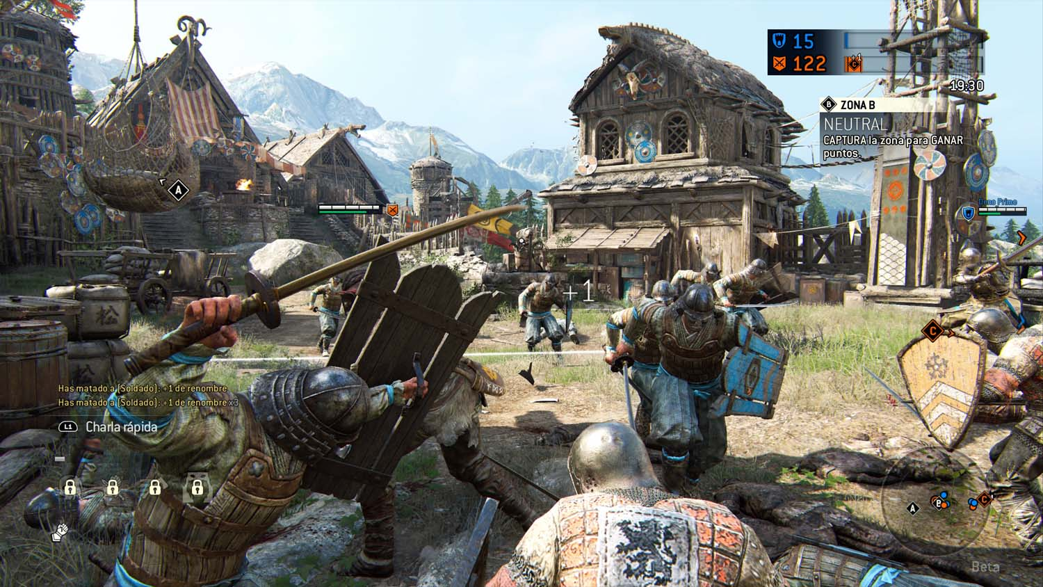 For Honor - Beta