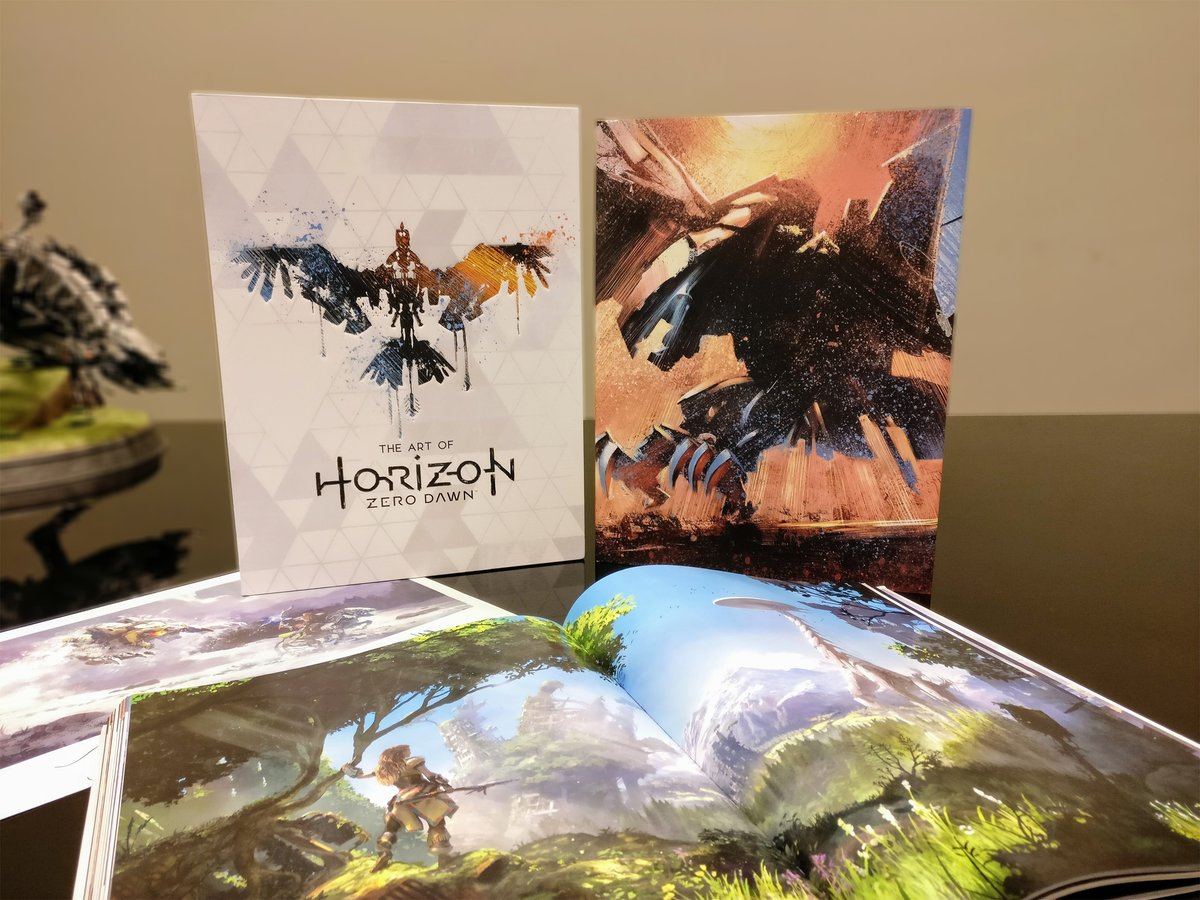 Horizon Zero Dawn Artbook