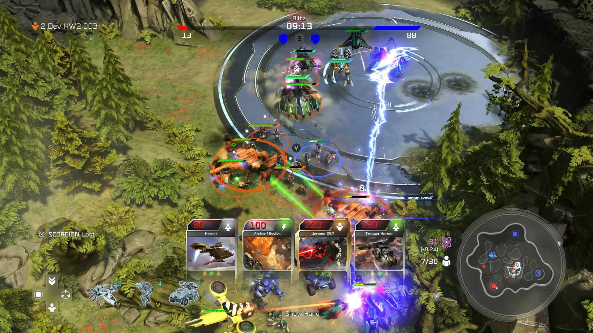 Impresiones de Halo Wars 2