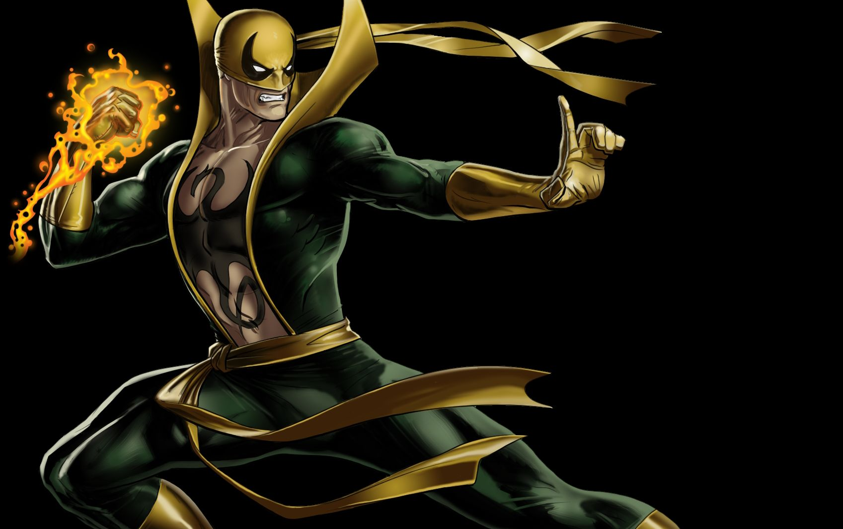 Danny Rand resurfaces 15 years after being presumed dead Now with the power of the Iron Fist he seeks to reclaim his past and fulfill his destiny Watch