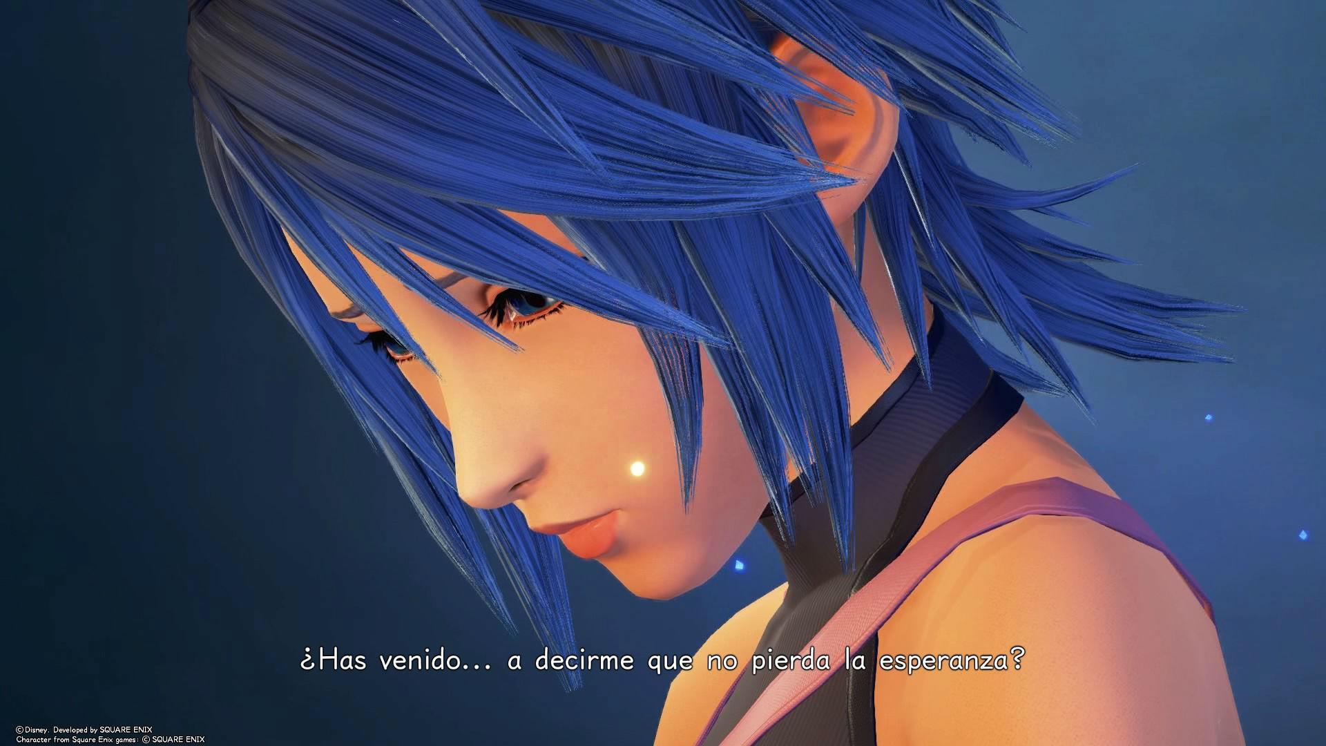 Kingdom Hearts 0.2 BIrth By Sleep A Fragmentary Passage