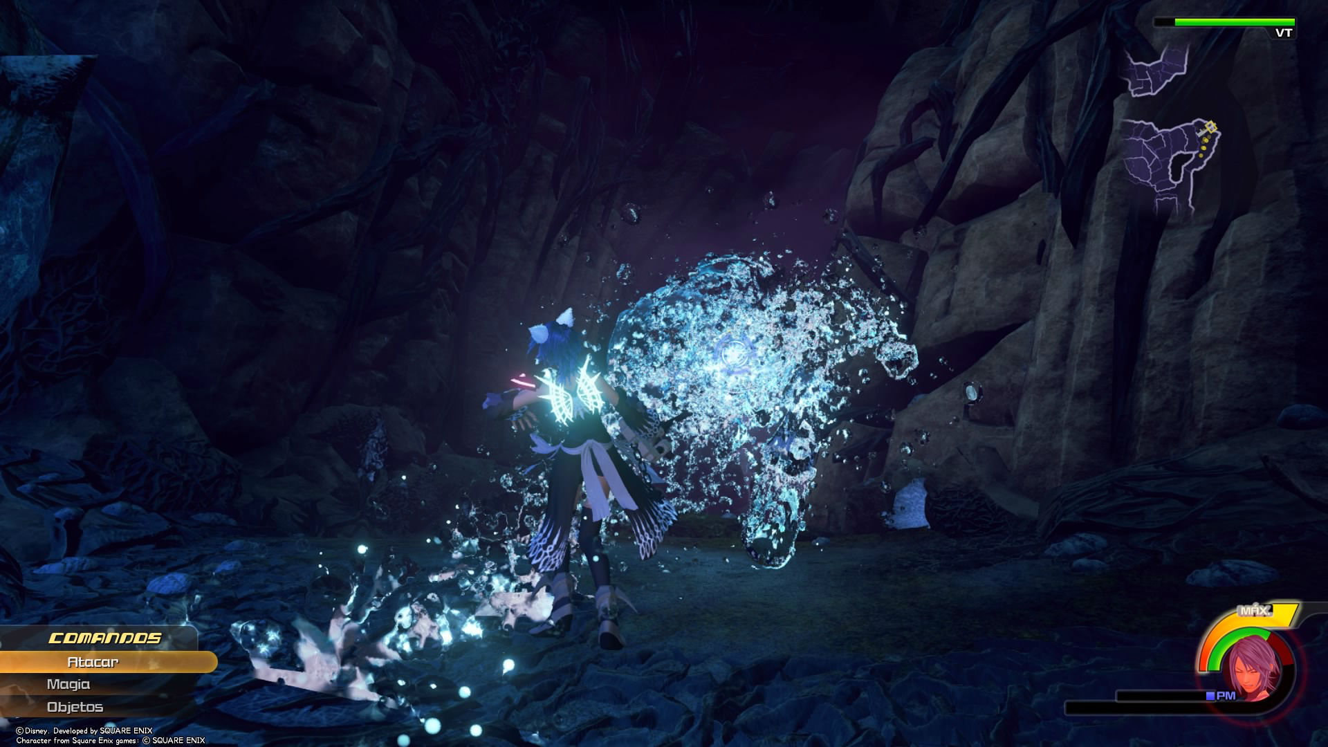 Kingdom Hearts Hd 2 8 Final Chapter Prologue Para Ps4 Analisis