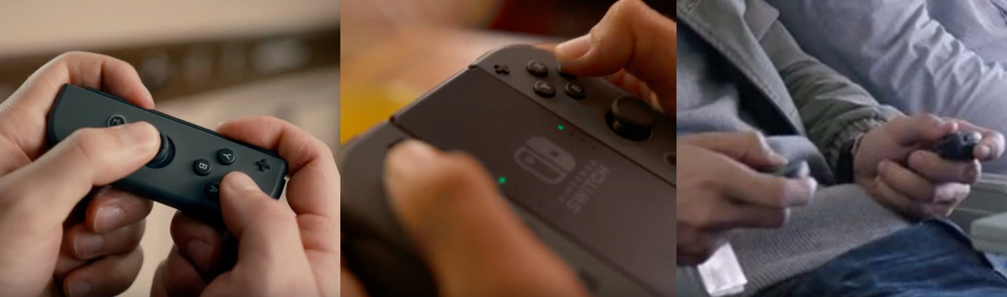 Mando Joy-Con de Nintendo Switch