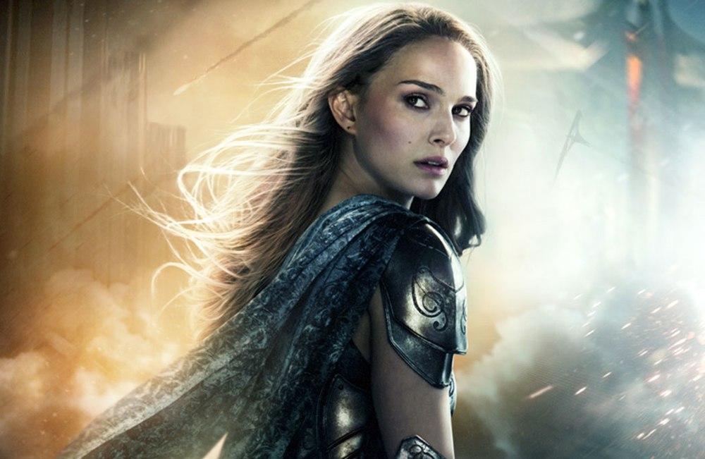 Natalie Portman en Thor