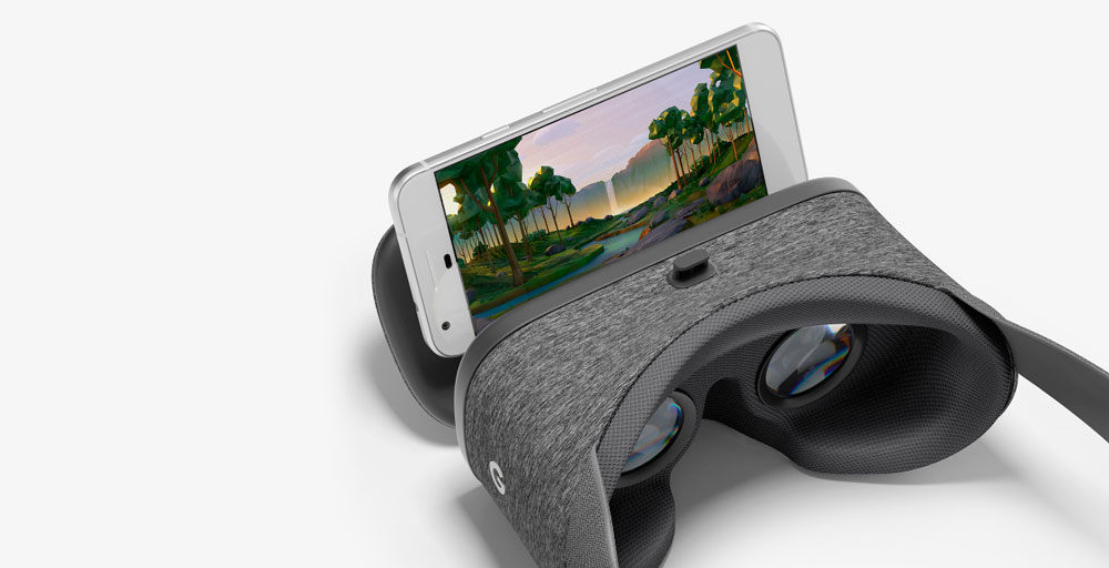 Netflix realidad virtual - Google Pixel