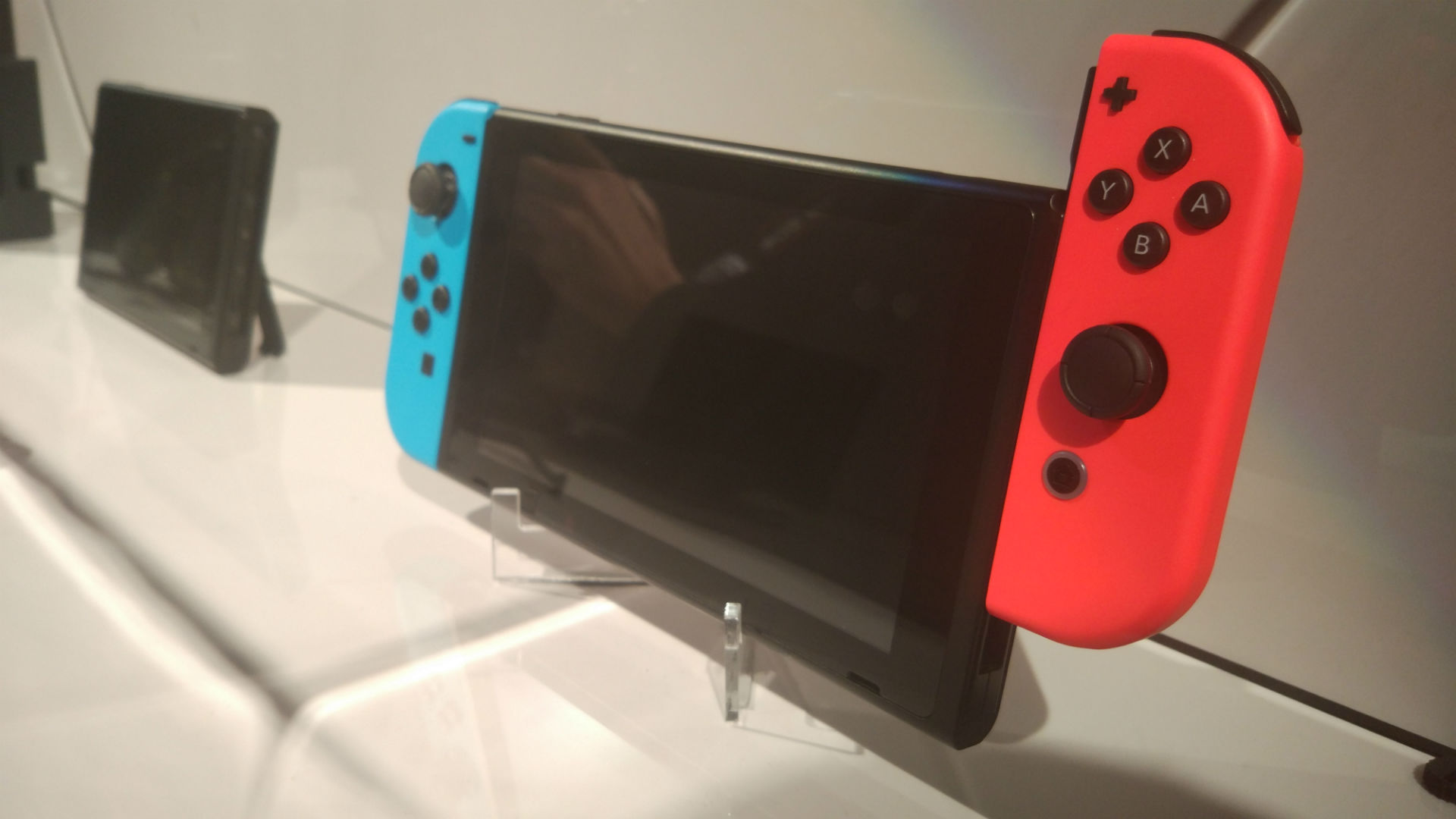 Nintendo Switch impresiones