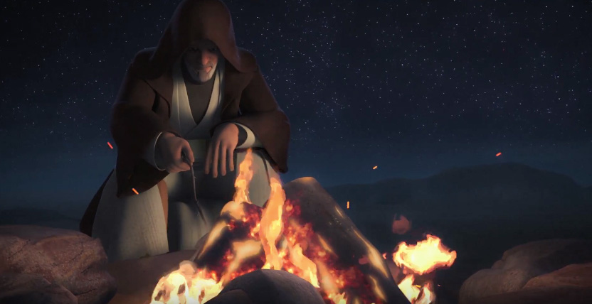 Obi-Wan Kenobi en Star Wars Rebels