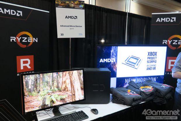 Project Scorpio AMD Vega CES 2017