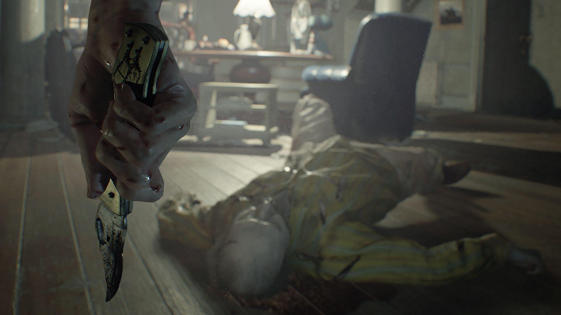 Resultado de imagen de Resident Evil 7 Biohazard