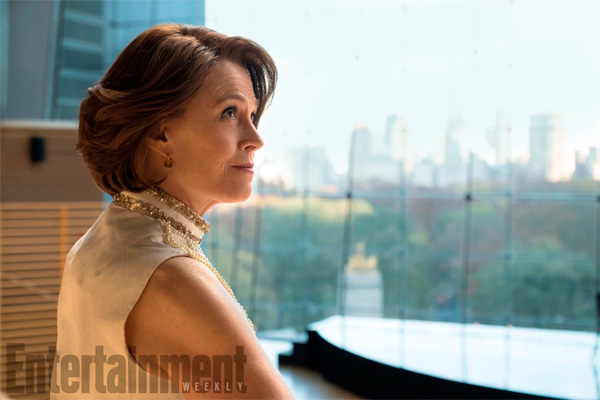 Sigourney Weaver en The Defenders