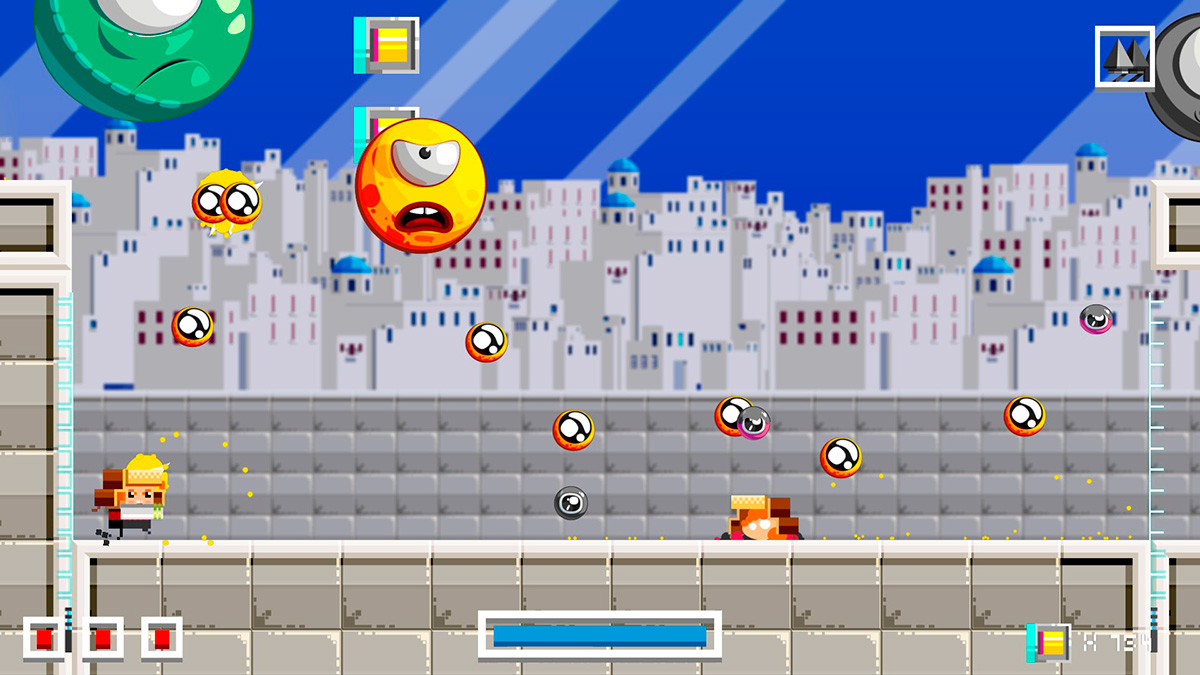 Spheroids (Wii U, PS4, PS Vita, Xbox One)