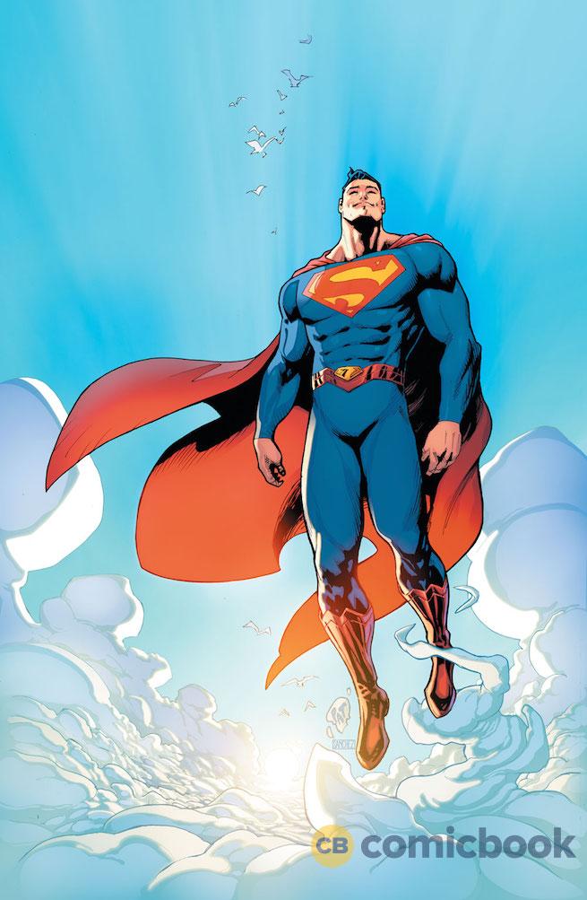 Superman nuevo traje