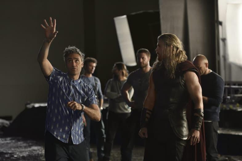 Waititi Hemsworth