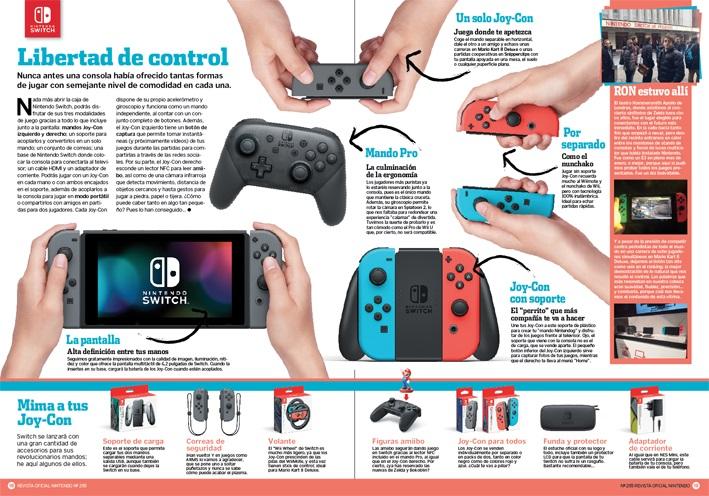 Nintendo Switch y la magia de los Joy-Con