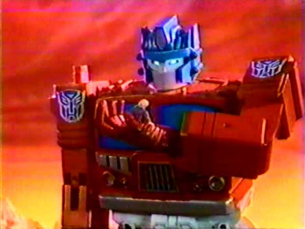 Transformers Tommy Kennedy