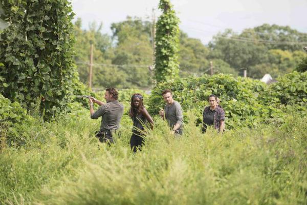 The Walking Dead 2º mitad de la temporada 7