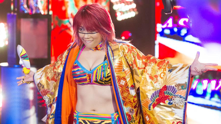 WWE - Asuka