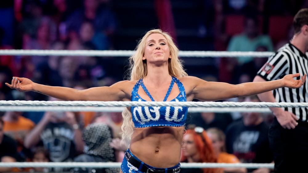 WWE - Charlotte Flair