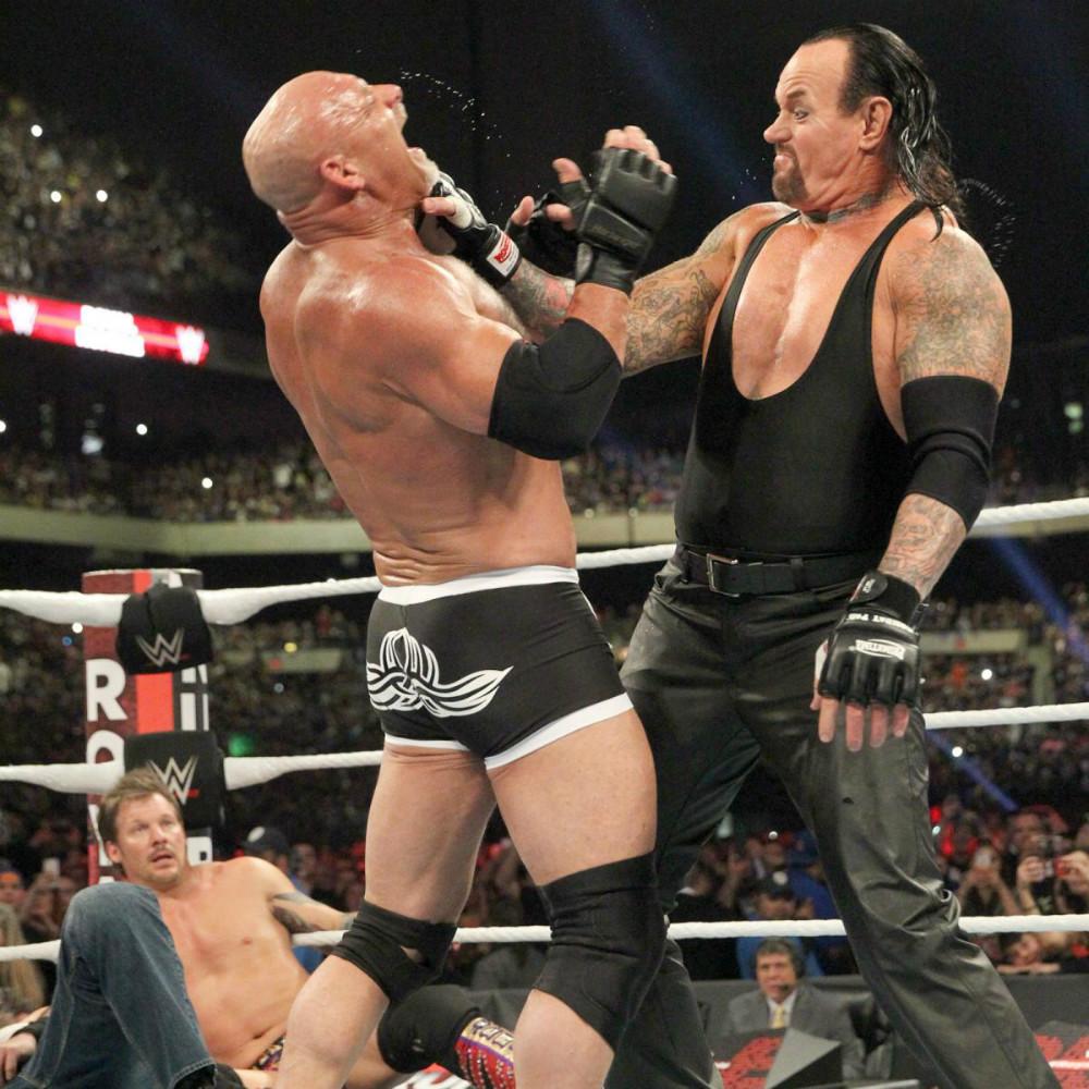 WWE - El Enterrador en Royal Rumble 2017