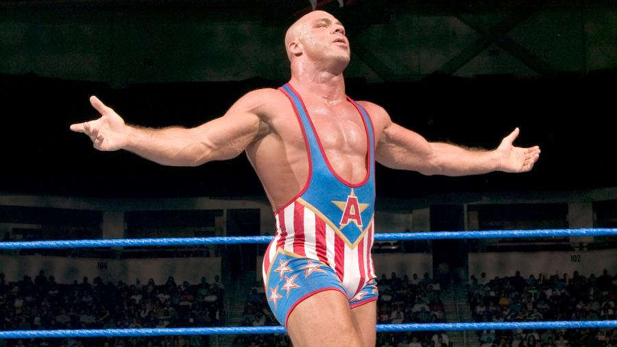 WWE - Kurt Angle