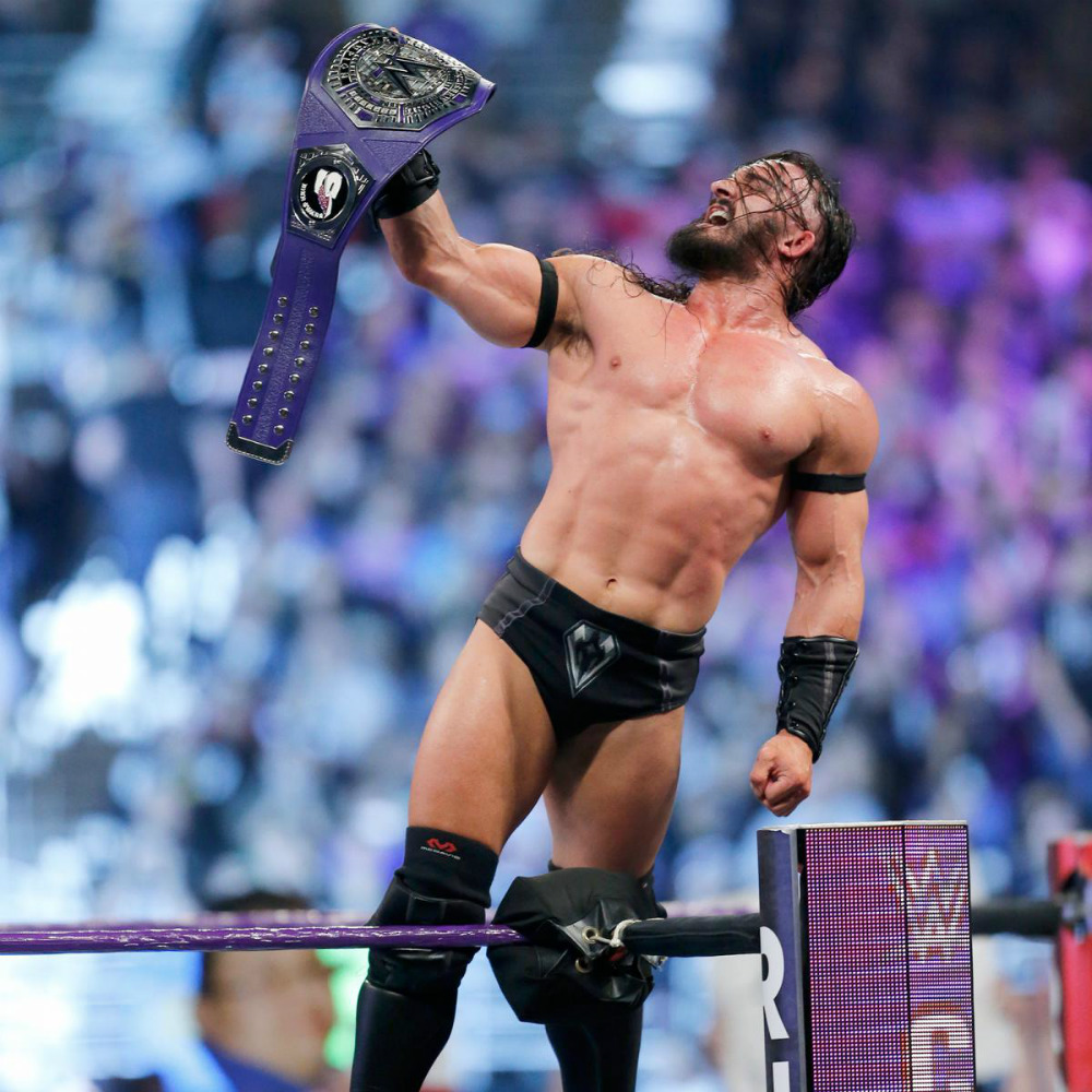 WWE - Neville, Campeón Crucero en Royal Rumble 2017