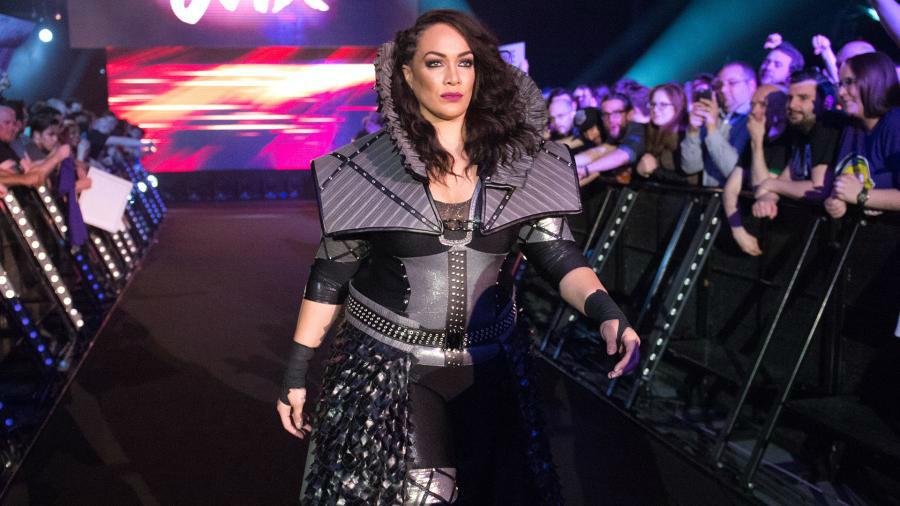 WWE - Nia Jax