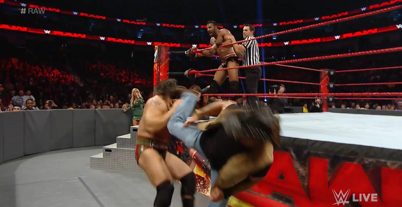 WWE - Shawn Michaels en Raw
