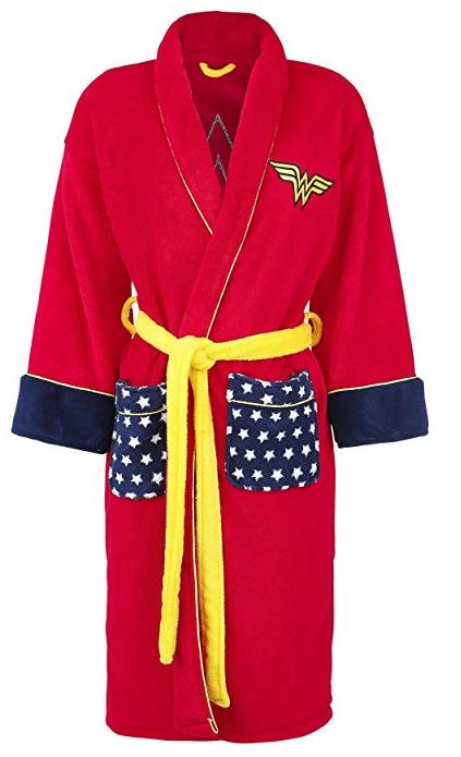 Baño ropa Wonder Woman