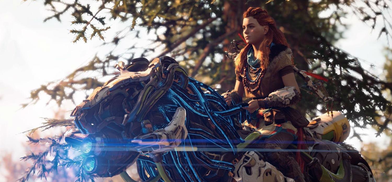 Horizon Zero Dawn análisis PS4