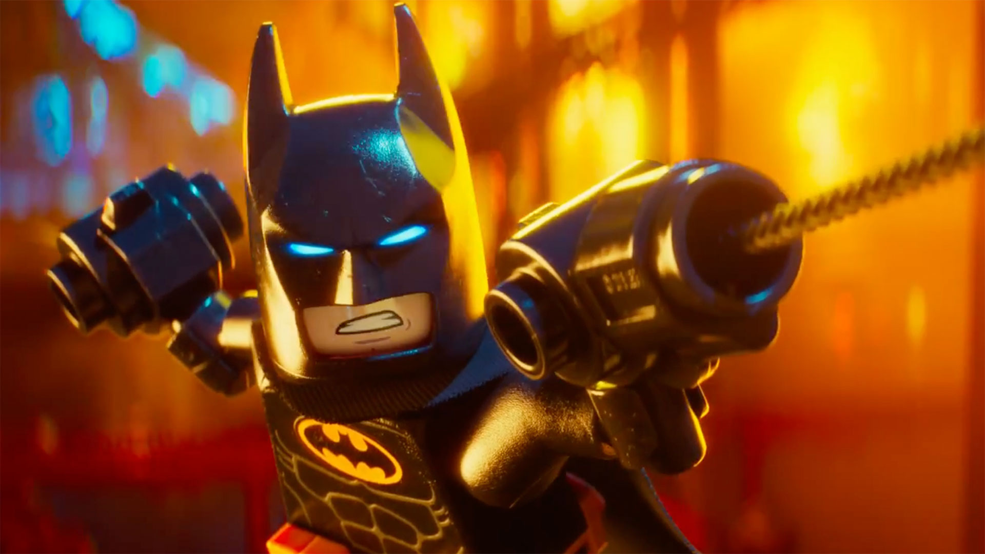 Batman la lego pel cula cr tica del spin off de bloques for Videos de lego batman