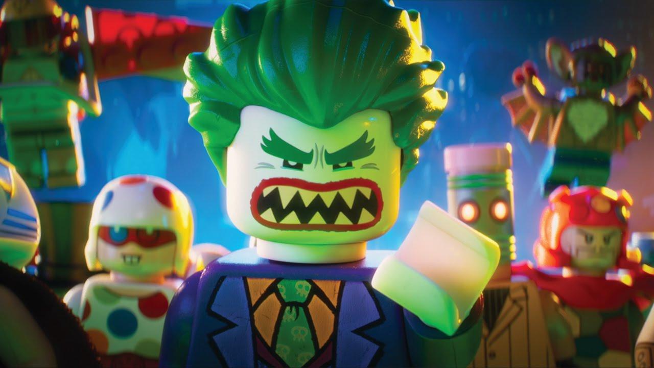LEGO BATMAN: La Película (2017) Nuevo Tráiler Oficial #4