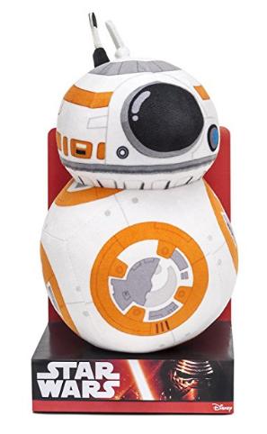 Peluche BB8 Star Wars VII