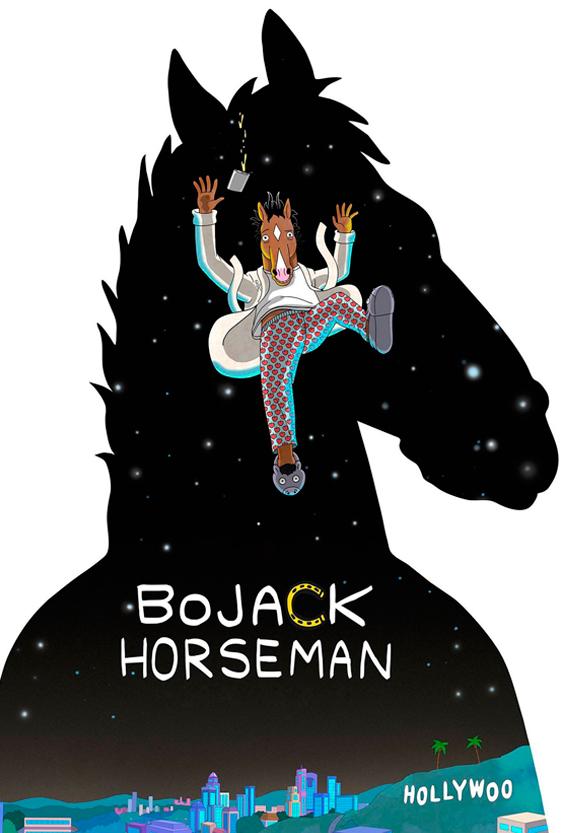 BoJack Horseman (Serie TV) - Cartel