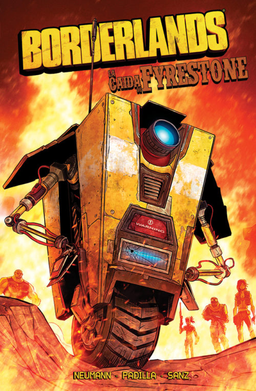 Borderlands: La caída de Firestone
