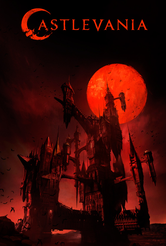 Castlevania (Serie TV) - Cartel