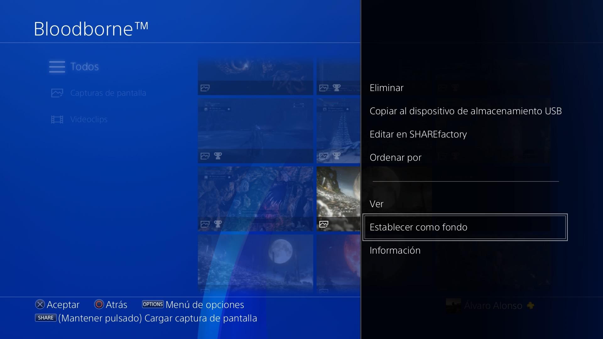 Cómo Cambiar El Fondo De Pantalla De PS4 Con El Firmware