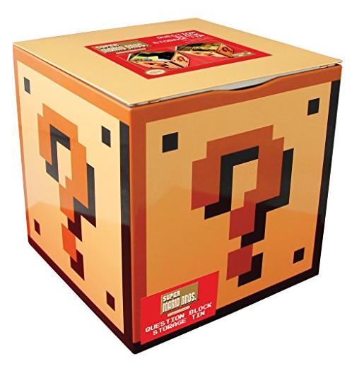 Super Mario regalo cubo